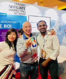 Ad tech New Delhi 2018, iPhone giveaway winner